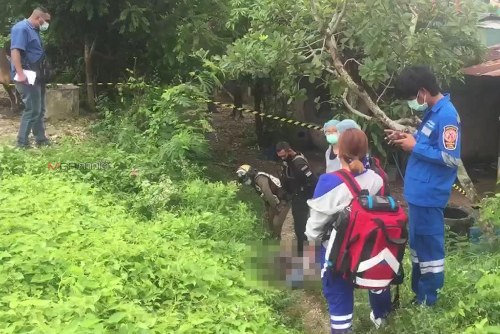 รู้ตัวมือยิงเด็กเลี้ยงวัวดับในชุมชนสัจกุลหาดใหญ่ คาดเกี่ยวข้องกับเรื่องยาเสพติด