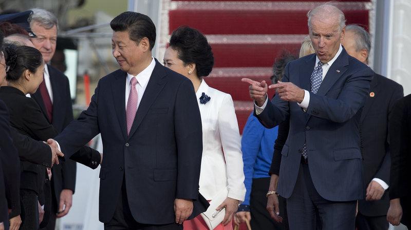 สี จิ้นผิง แสดงความยินดีอย่างเป็นทางการ กับ ไบเดน ผู้นำสหรัฐฯ ยุคใหม่