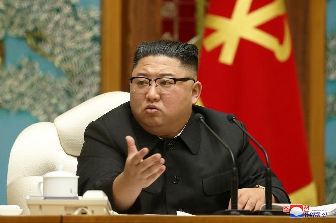 ถ้าจริงอย่างโหด! เกาหลีใต้อ้าง 'คิม จองอึน' ล็อกดาวน์เปียงยาง สั่งประหารเจ้าหน้าที่จัดการวิกฤตโควิด-19