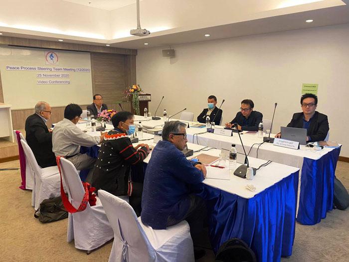 ชาติพันธุ์ 10 กลุ่มจัดประชุมออนไลน์ เดินหน้าสันติภาพกับรัฐบาลใหม่พม่า