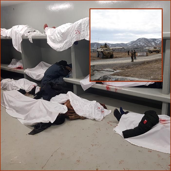 คาร์บอมบ์ โจมตีภาคกลางอัฟกานิสถาน เจ้าหน้าที่ดับ 30