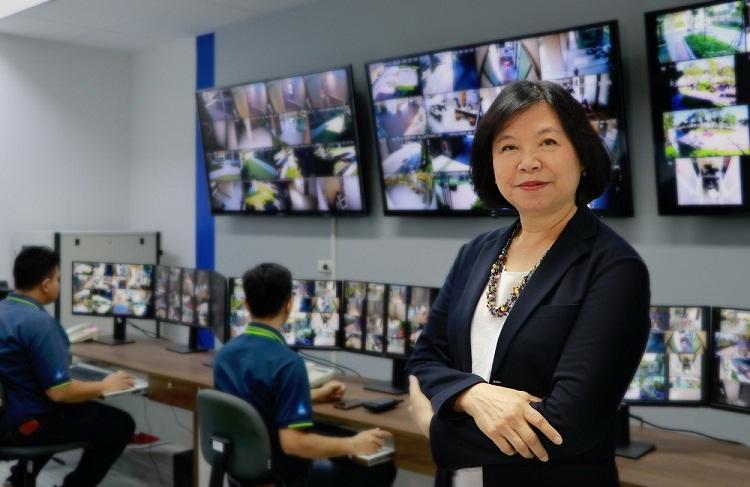 LPP เปิดตัว LPP Smart Security Center ให้บริการ 24 ชั่วโมง