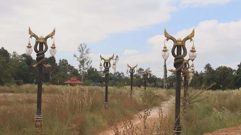 ผลาญงบหลวง!ชาวบ้านร้องโยธาฯมุกดาหารสร้างสวนสาธารณะ2จุดทิ้งรกร้างไร้ประโยชน์