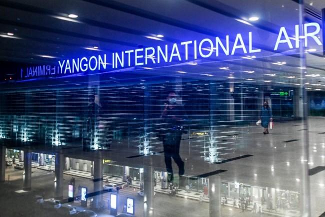 สนามบินย่างกุ้งขยายเวลาระงับเที่ยวบินระหว่างประเทศถึงสิ้นปี