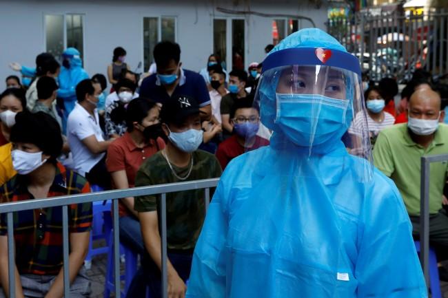 เวียดนามพบผู้ป่วยติดเชื้อโควิดภายในประเทศรายแรกในรอบ 89 วัน