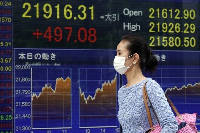 ตลาดหุ้นเอเชียปรับบวก นักลงทุนจับตาข้อมูล PMI จีน