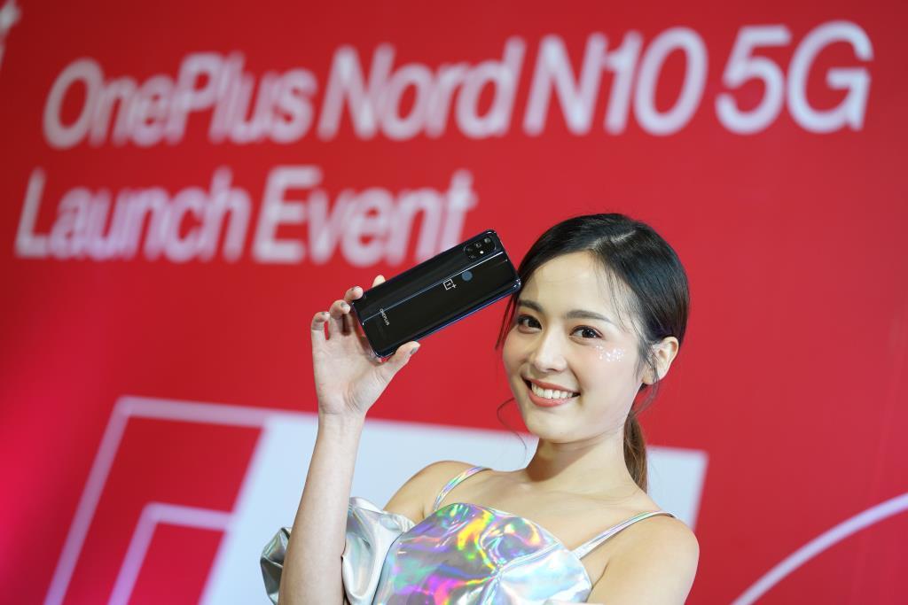 OnePlus ส่งมือถือ 5G ราคาต่ำหมื่น 'OnePlus Nord N10 5G' บุกตลาดไทย
