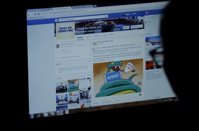 เวียดนามคุกนักเคลื่อนไหวมากเป็นประวัติการณ์ กดดันเฟซบุ๊ก-กูเกิลเซ็นเซอร์เนื้อหา