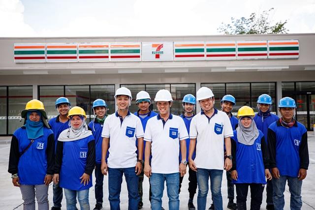 'เก่ง เอ็นจิเนียริ่ง' พันธมิตรรับเหมาก่อสร้างร้านเซเว่น อีกหนึ่งผู้สร้างคุณภาพชีวิตที่ดีให้แรงงานไทยฝ่าวิกฤตโควิด