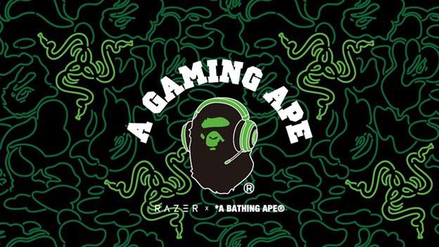 """RAZER จับมือ BAPE ส่งเกมมิ่งเกียร์เกมเมอร์สไตล์สตรีท """"A GAMING APE"""""""
