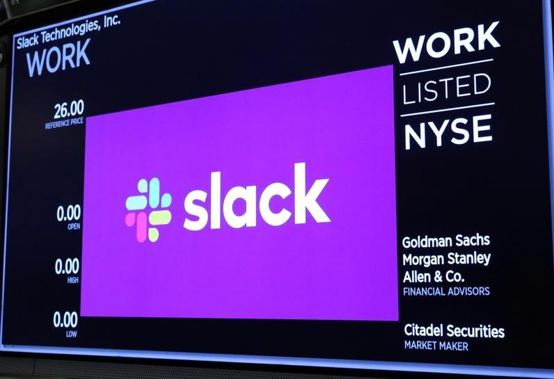Salesforce ฮุบ Slack ดีลยักษ์ 2.7 หมื่นล้านดอลล์