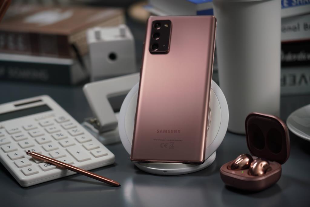 ซัมซุงชู 5 เหตุผลเปลี่ยนมาใช้ Galaxy Note20