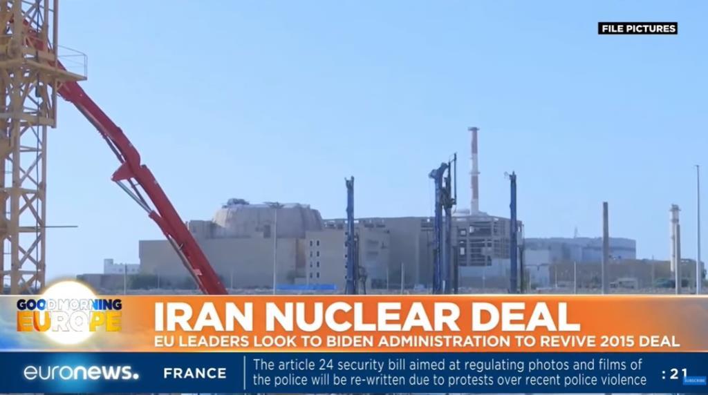 """In Clip: เตหะรานประกาศทำตามข้อตกลงนิวเคลียร์ ถ้า """"สหรัฐฯ"""" ยกเลิกคว่ำบาตรทั้งหมด"""