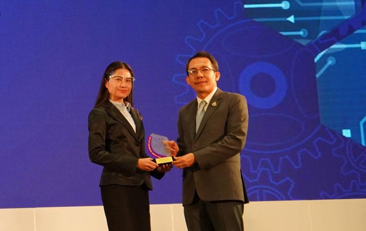ไทยออยล์ได้รับรางวัล CSR-DIW Continuous ประจำปี 2563 จากกระทรวงอุตสาหกรรม ต่อเนื่องเป็นปีที่ 12