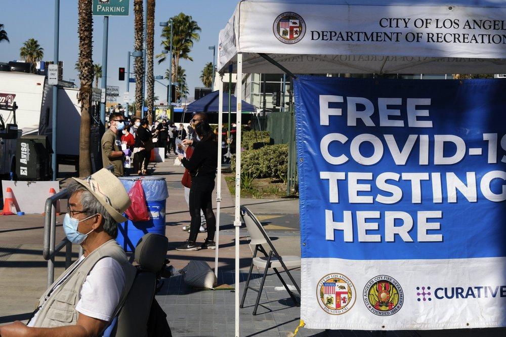แคลิฟอร์เนียขยายล็อกดาวน์เกือบทั่วรัฐ สถานการณ์ระบาดเลวร้ายกว่าเมื่อต้นปี
