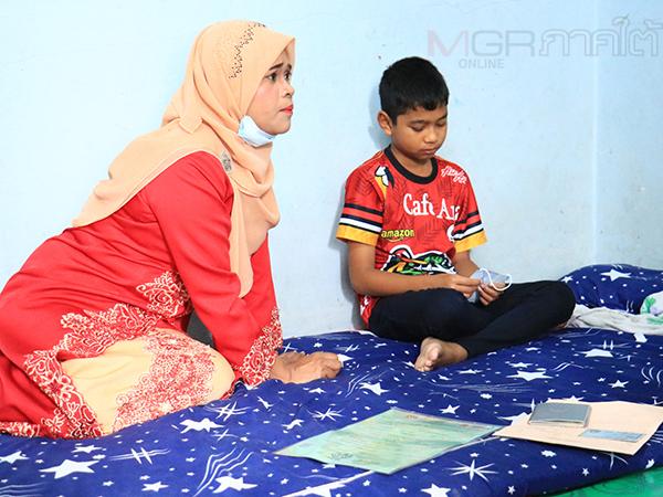 กอ.รมน.ยื่นมือช่วยครอบครัวหญิงไทยพร้อมลูก 3 คนส่งตัวกลับไปรักษาที่มาเลเซีย
