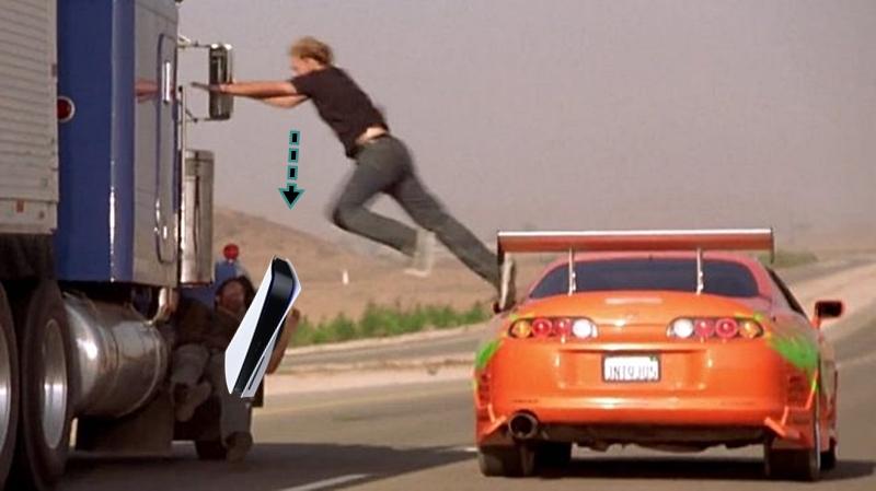 """ของมันแรง! """"PS5"""" ดูดคดี โจรซิ่งชิงปล้นใน UK"""