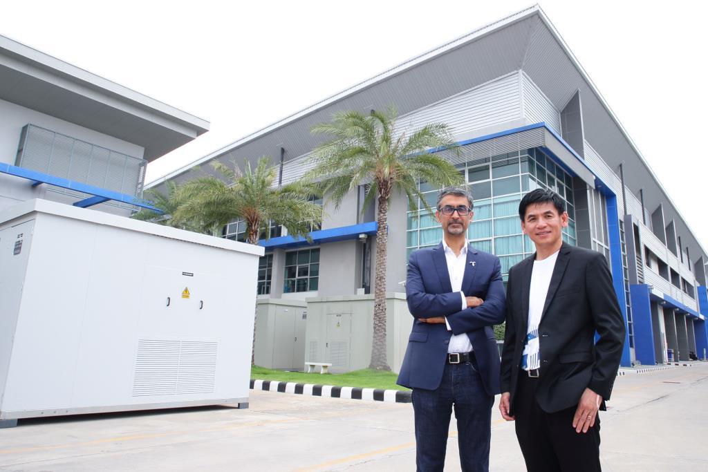'ดีแทค' เริ่มนำ 5G 26GHz ให้บริการโซลูชันบริหารพลังงานระบบไฟฟ้าอัจฉริยะ