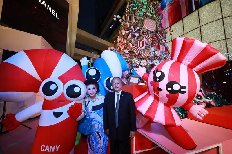 ฉลองเทศกาลแห่งความสุขในงาน Winter Wonderland 2020 : The Candy Colony