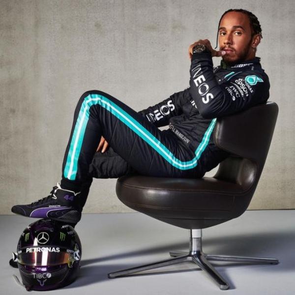 """""""แฮมิลตัน"""" สลัดเชื้อโควิด คัมแบ็กซิ่ง F1 เรซปิดซีซั่น"""