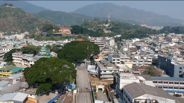 โควิดฯท่าขี้เหล็กยังระบาด-พม่าสั่งล็อกดาวน์รัฐฉาน 5 เมือง คนไทยขอกลับอีกกว่าร้อยเจอติดเชื้อ 4
