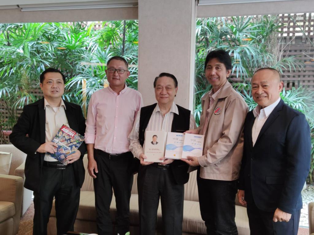 CPALL แสดงความยินดีคณะกรรมการสมาคมผู้สื่อข่าวไทย-จีน ชุดใหม่