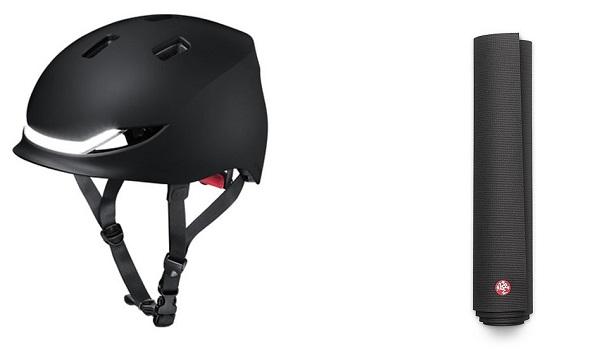 Apple เปิดตลาดเสื่อโยคะ-หมวกขี่จักรยาน