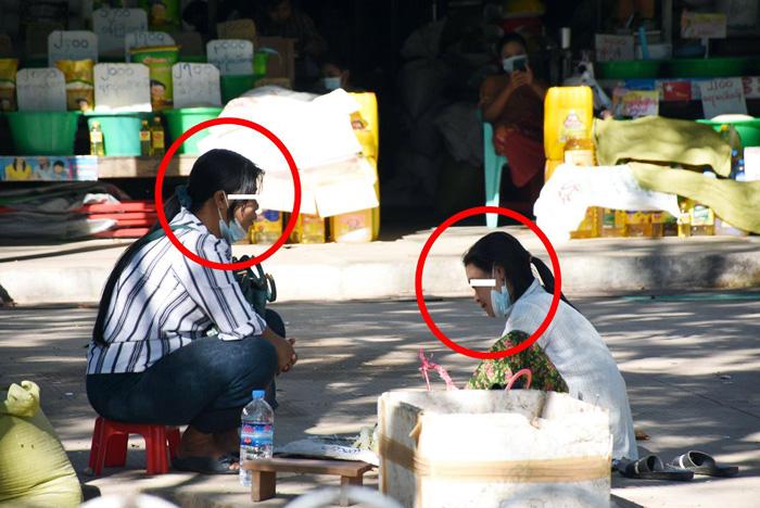 เล่นบทโหด! สธ.พม่า ประจานคนไม่ใส่แมสก์ พื้นที่ติดไทยผู้ป่วยสะสม 3,700 คน
