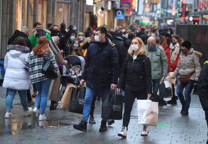 ต้านไม่อยู่!เยอรมนีเตรียมสั่งปิดร้านค้า ยกระดับล็อกดาวน์สกัดโควิด-19