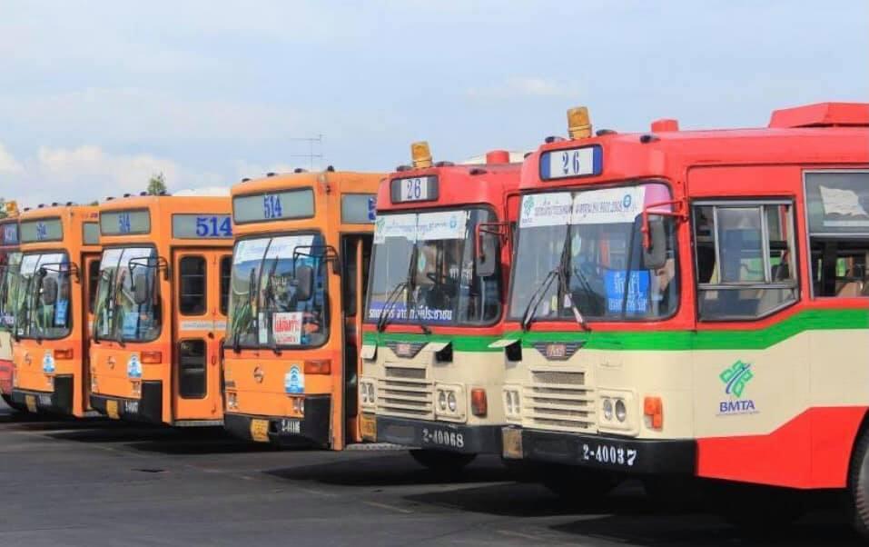 สคบ.-ปชช. จี้รัฐไฟเขียวฟื้นฟูขสมก. หวั่นเสียโอกาสใช้รถเมล์ไฟฟ้า หนุนเหมาจ่าย 30 บ.