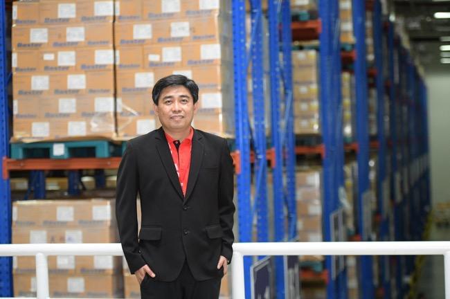 ไปรษณีย์ไทยดิสทริบิวชั่น เตรียมแผนยุทธศาตร์เชิงรุก  ตั้งเป้าปี 64 ยอดโต 30% ครองอันดับหนึ่งด้านการบริการคลังสินค้า