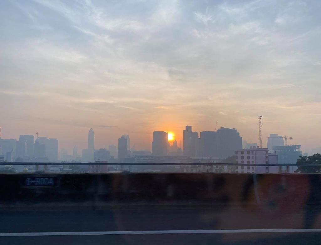 กรุงเทพฯฝุ่นเยอะมีผลกระทบต่อสุขภาพ 6 เขต ดินแดงสาหัสสุด