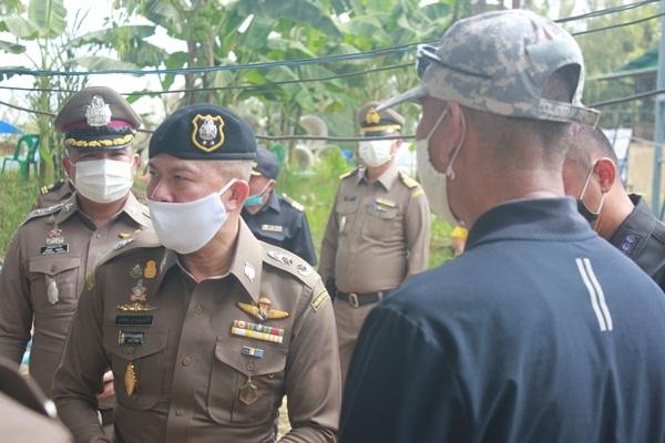 ผบ.ตรวจคนเข้าเมืองสั่งคุมเข้มชายแดนจันทบุรี หลังพบต่างด้าวลอบเข้าช่องทางธรรมชาติ