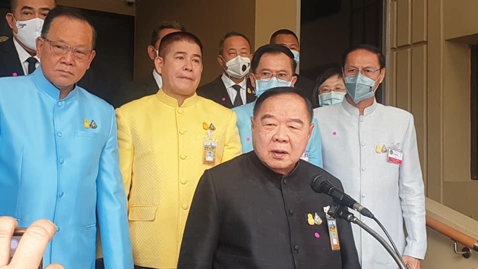 """""""บิ๊กป้อม"""" สั่งหลายหน่วยงานรับมือ PM 2.5 เน้นขับเคลื่อนมาตรการป้องกัน-บังคับใช้กฎหมาย ลดปัญหาที่ต้นเหตุ"""