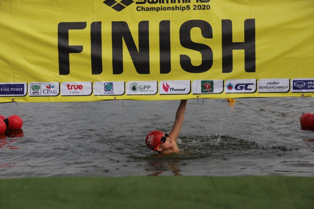 พร้อมลุย! ว่ายน้ำมาราธอนทีมชาติ เก็บตัวสู้ศึกเอเชี่ยนบีชส์ ปีหน้าที่จีน