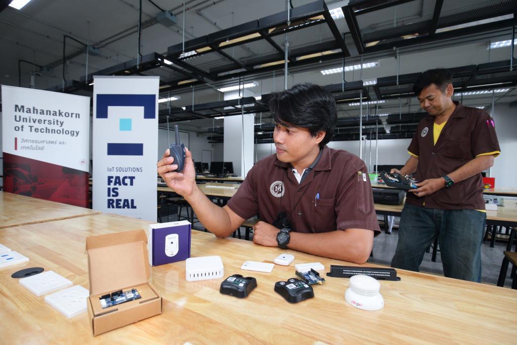 ติงส์ ออน เน็ต เซ็น MOU ม.เทคโนโลยีมหานคร ดัน Things on Net Academy