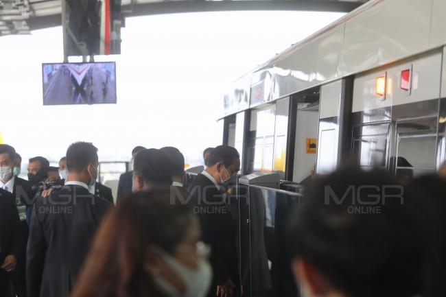 แปะไว้เลย! รถไฟฟ้า BTS ขบวนสุดท้าย คูคต-เคหะ 23.23 น. จากสยามไปทุกสถานี 00.08 น. Park & Ride จอดฟรีถึงตี 1