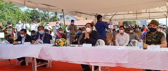 3 ผวจ.ชายแดนไทย-กัมพูชาตั้งโต๊ะหารือแนวทางแก้ปัญหาศก.- แรงงานหลังโควิด-19 ทำกระทบหนัก