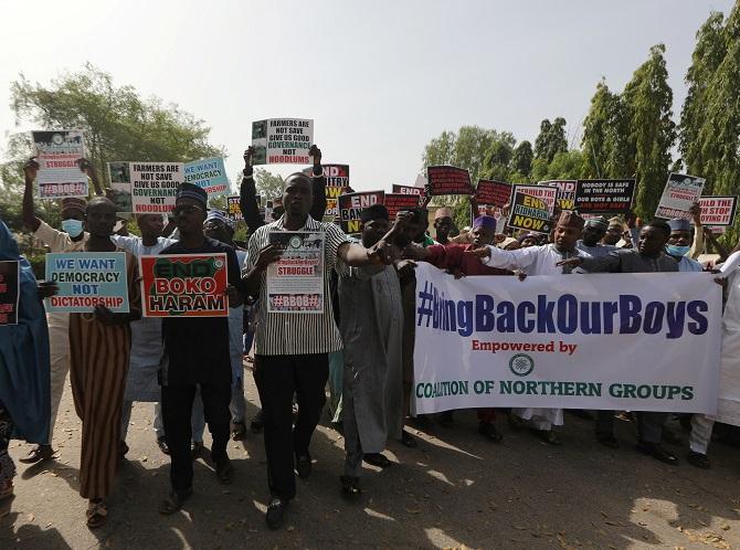 นักเรียนชายไนจีเรียเกือบ350คนได้รับอิสรภาพ หลังถูกก่อการร้ายลักพาตัว