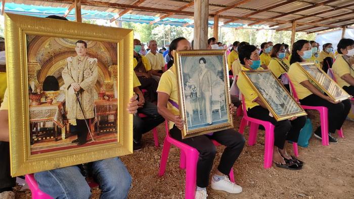 อดีตคอมมิวนิสต์ภาคอีสานนัดชุมนุม@บุรีรัมย์ ตอกย้ำหนุนใช้ ม.112ฟันพวกจวบจ้วงให้เด็ดขาด