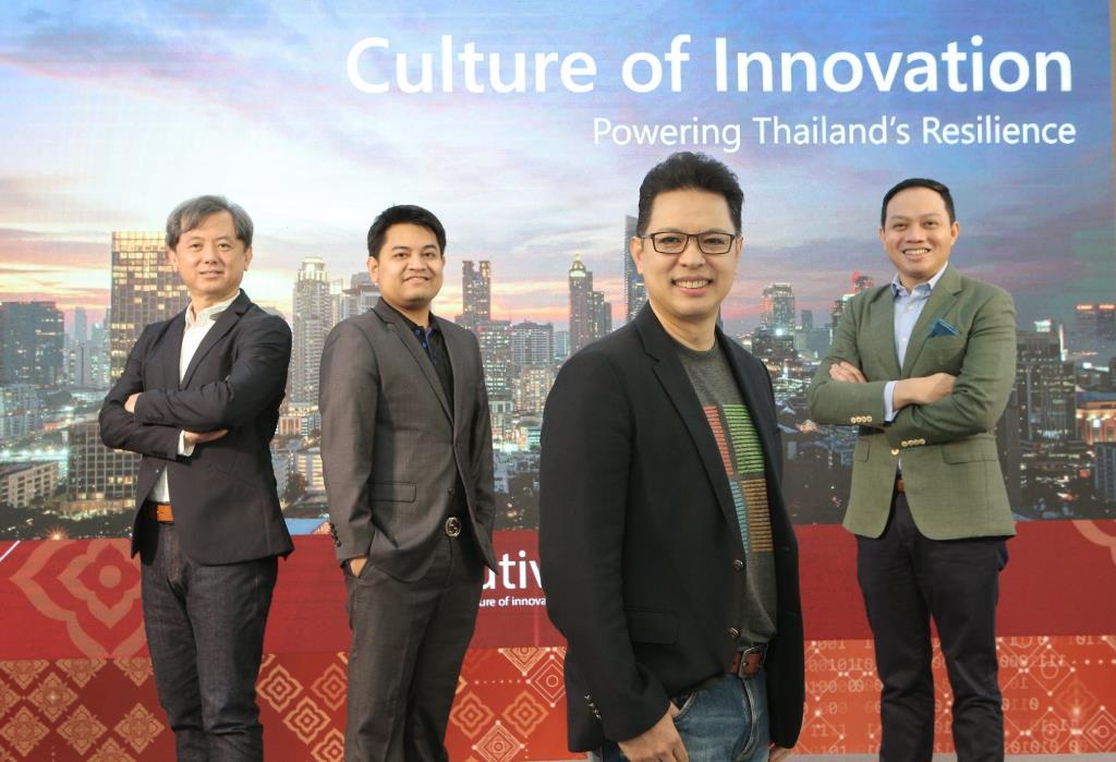 ไมโครซอฟท์ลุยโมเดลธุรกิจใหม่ปี 64 เผยโควิด-19 ดันไทยติดอันดับผู้นำสร้างนวัตกรรมเพิ่มครั้งแรก