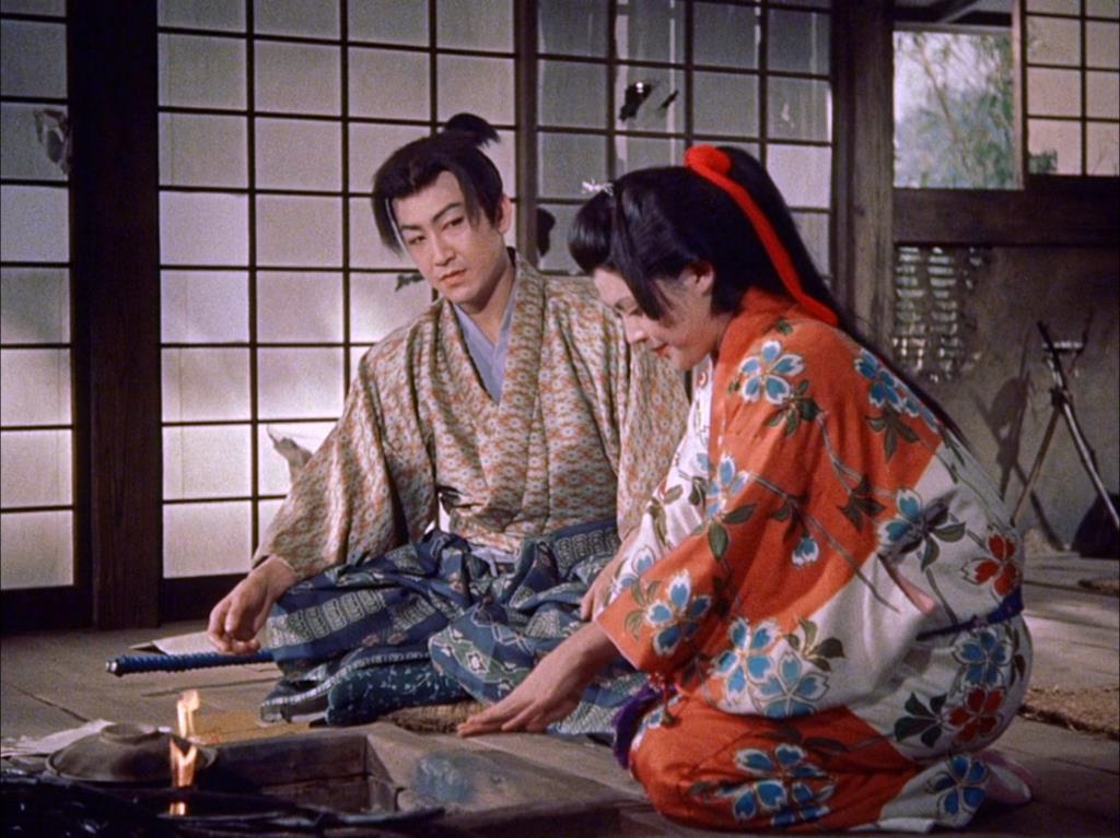 MUSASHI-มิยาโมโตะ มุซาชิ ภาค 2 น้ำ ตอนสายลมฤดูดอกไม้บาน