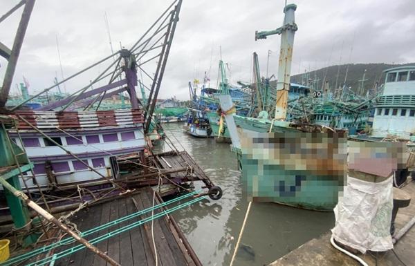 ยุ่งทั้งประเทศ! ผวจ.ระยองแถลงไม่พบเชื้อโควิด-19 ในลูกเรือประมงจากสมุทรสาคร