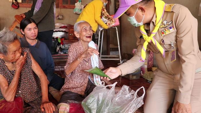 พบยายทวดที่วังสะพุงอายุยืน106 เผยกินผักลวก-เคี้ยวหมากมาแต่สาวๆ