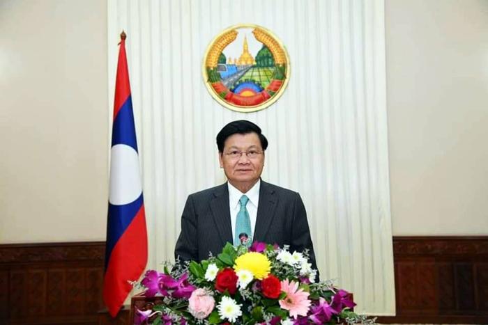 นายกฯ ลาวเตือนประชาชนตั้งการ์ดสูง หลัง โควิด-19 ระบาดในไทยอีกรอบ