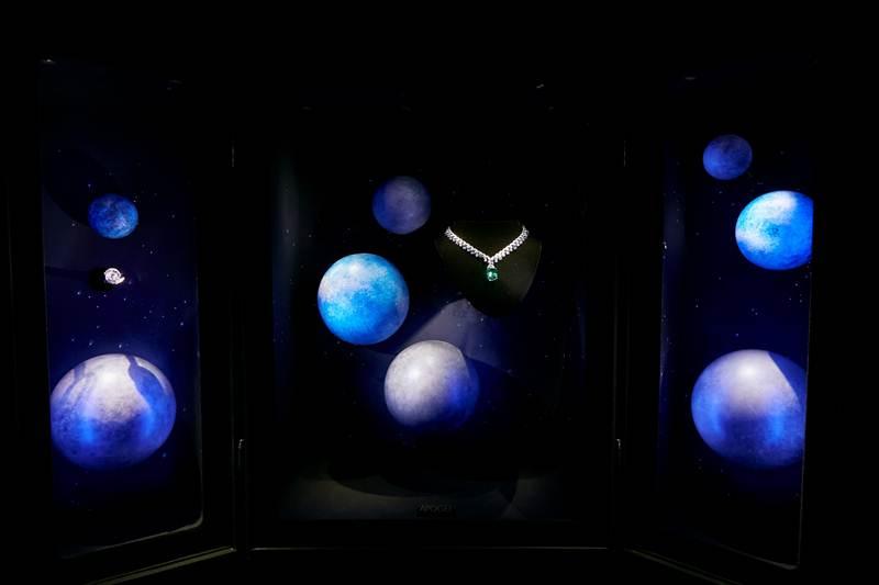 เครื่องประดับ หลุยส์ วิตตอง คอลเลกชั่น Stellar Times