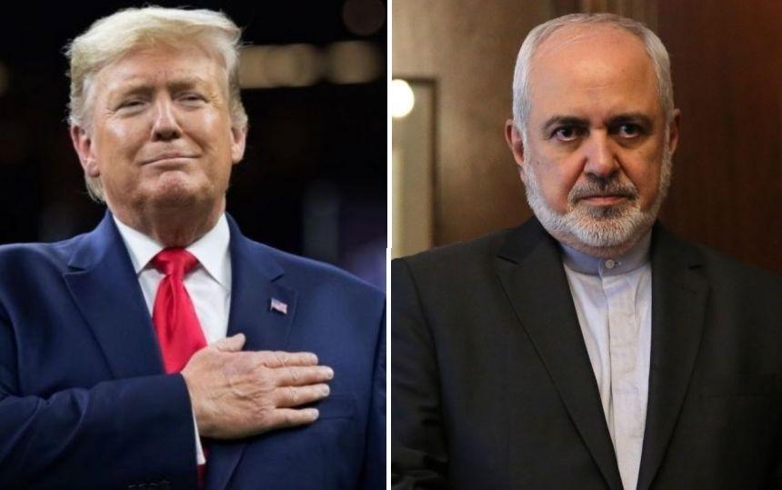 อิหร่านแถลงโต้ 'ทรัมป์' กล่าวหายิงจรวดถล่มสถานทูตในแบกแดด