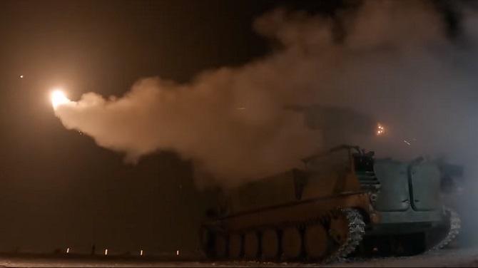 ข่มขวัญอีกชุด!รัสเซียแพร่คลิปยิงอวดโฉมขีปนาวุธใหม่สุดล้ำ(ชมวิดีโอ)