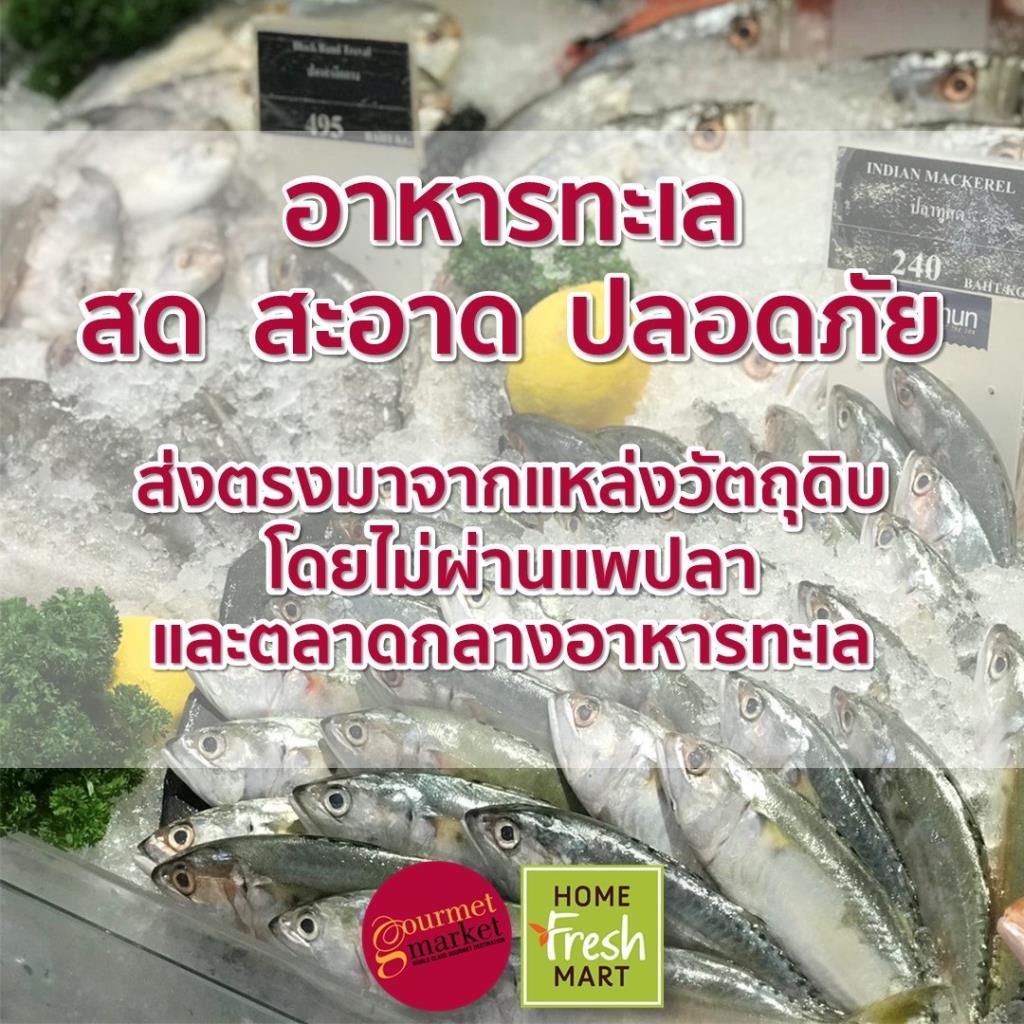 กูร์เมต์ มาร์เก็ต เพิ่ม 5 มาตรการ ยกระดับมาตรฐานอาหารทะเลไทย