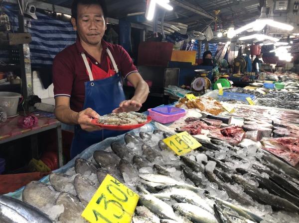 โควิดไม่กระทบอาหารทะเลเกาะสมุยปลอดภัยร้อยเปอร์เซนต์